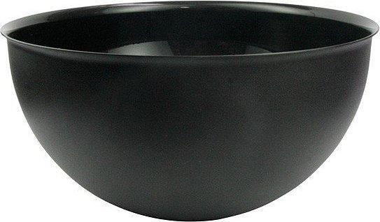 Miska 20 cm czarna