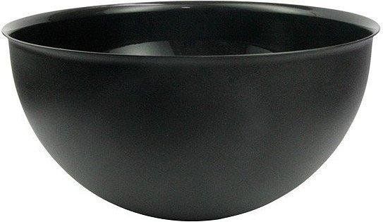 Miska 28 cm czarna