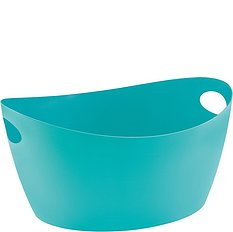 Miska Bottichelli L niebieska turkusowa