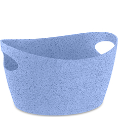 Miska Bottichelli Organic S niebieska