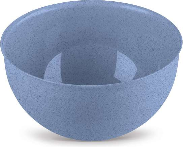 Miska Palsby L Organic niebieska