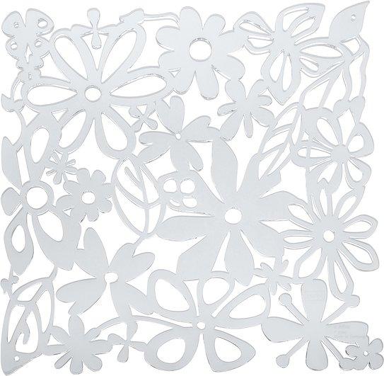 Panel dekoracyjny Alice 4 szt. transparentny