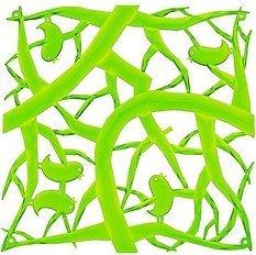 Panel dekoracyjny Pi:P zielony