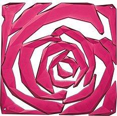 Panel dekoracyjny Romance malinowy