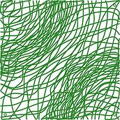 Panel dekoracyjny Silk zielony