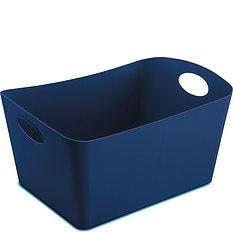 Pojemnik Boxxx L welwetowy błękit