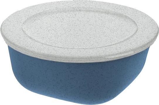 Pojemnik Connect Organic 700 ml ciemnoniebieski z pokrywką