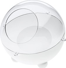 Pojemnik na kapsułki z kawą Orion Small biały