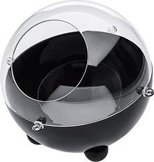Pojemnik na kapsułki z kawą Orion Small czarny