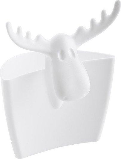 Pojemnik na kubek Rudolf biały