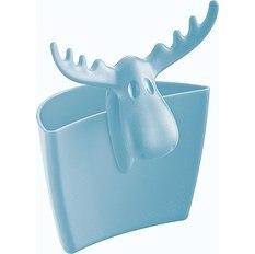Pojemnik na kubek Rudolf pastelowy błękit