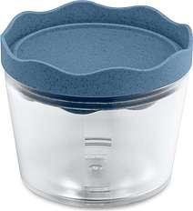 Pojemnik na żywność Prince Organic 0,3 l ciemnoniebieski