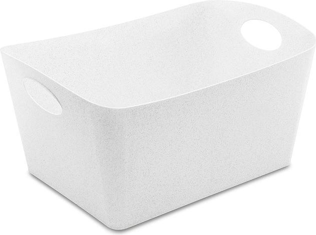Pojemnik Organic Boxxx L biały