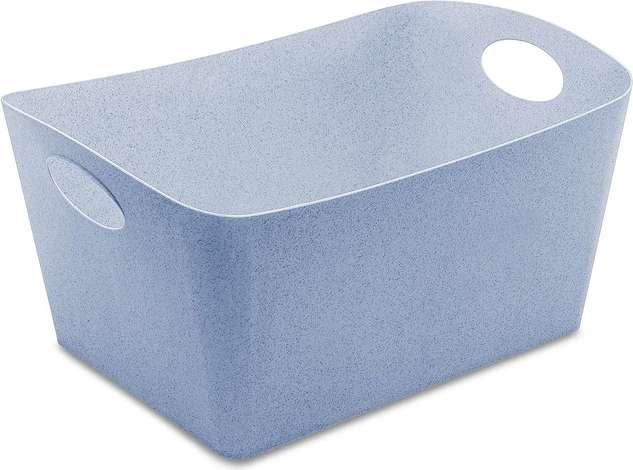 Pojemnik Organic Boxxx L niebieski