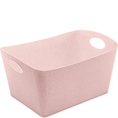Pojemnik Organic Boxxx L różowy