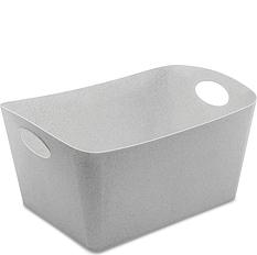 Pojemnik Organic Boxxx L szary