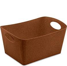 Pojemnik Organic Boxxx M brązowy