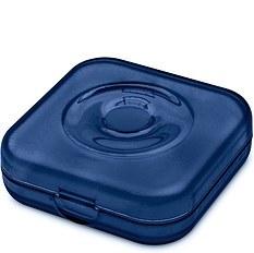 Pojemnik Private Box welwetowy błękit