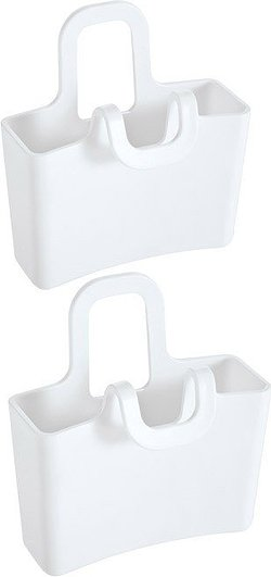 Pojemnik wielofunkcyjny na kubek Lilli biały 2 szt.