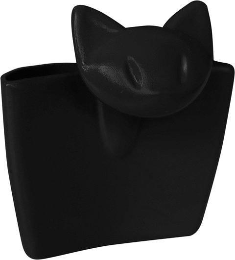 Pojemnik wielofunkcyjny na kubek Mimmi czarny