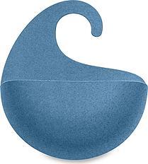 Półka łazienkowa Surf Organic M niebieska