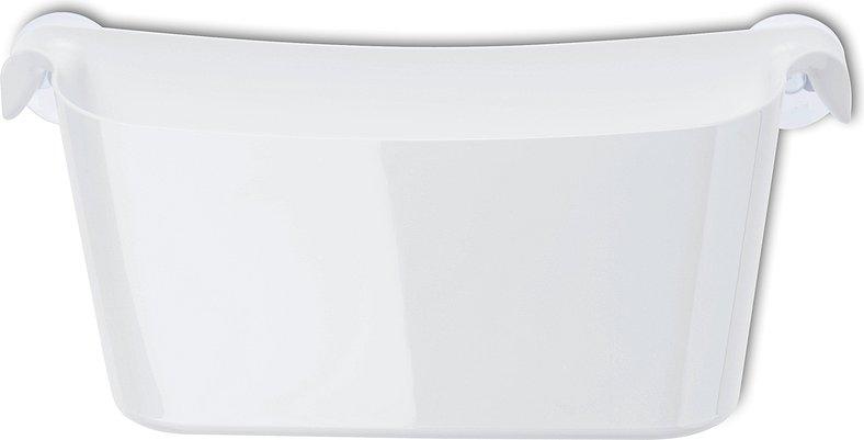Półka prysznicowa Boks biała