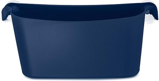 Półka prysznicowa Boks welwetowy błękit