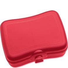 Pudełko na lunch Basic malinowe