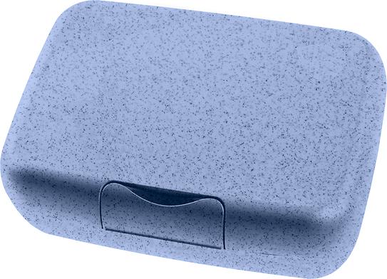 Pudełko na lunch Candy Organic L niebieskie