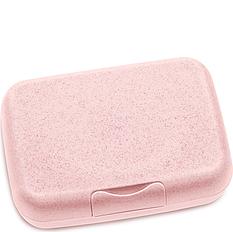 Pudełko na lunch Candy Organic L różowe