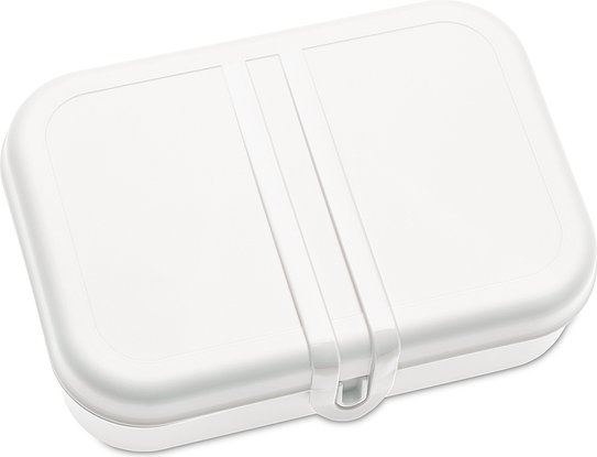 Pudełko na lunch Pascal L białe