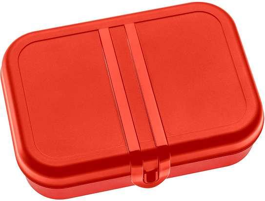 Pudełko na lunch Pascal L czerwone