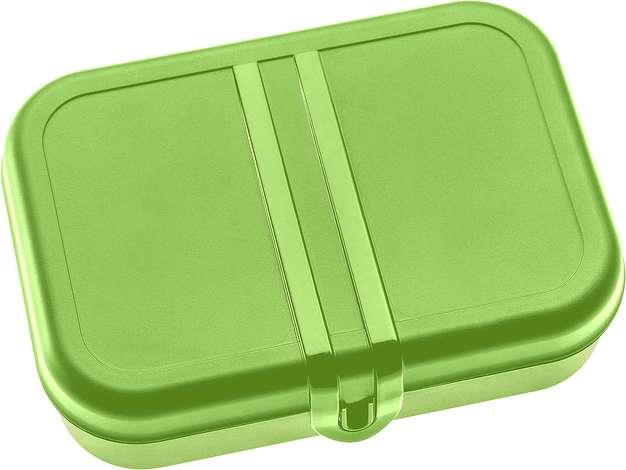 Pudełko na lunch Pascal L jasnozielone