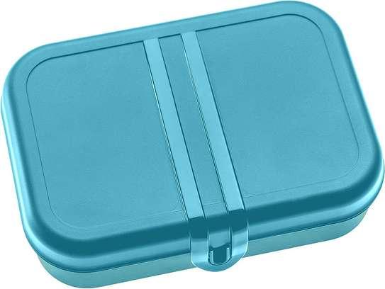 Pudełko na lunch Pascal L turkusowe