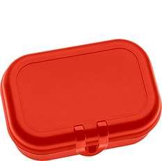 Pudełko na lunch Pascal S czerwone