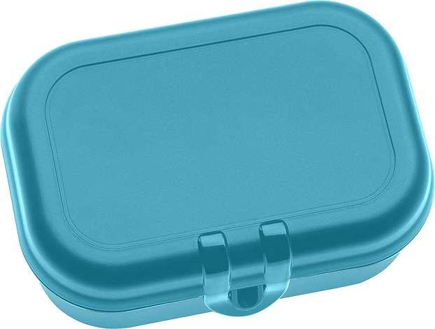 Pudełko na lunch Pascal S turkusowe