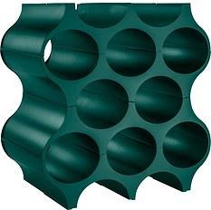 Stojak na butelki Set Up emerald