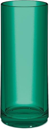 Szklanka do longdrinków Cheers zieleń emerald