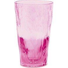 Szklanka do longdrinków Club Extra różowa