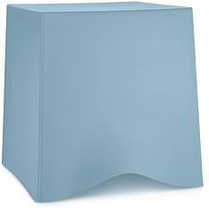 Taboret Briq pastelowy błękit