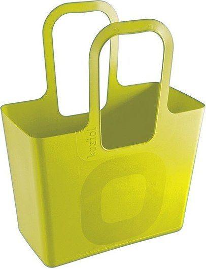 Torba Tasche XL limonkowa