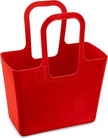 Torba Tasche XL Organic czerwona
