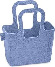 Torba Taschelini Organic niebieska