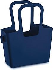 Torba Taschelino welwetowy błękit