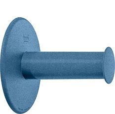 Wieszak na papier toaletowy Plug'N Roll Organic niebieski