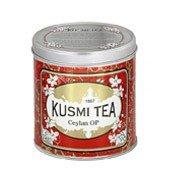 Herbata czarna Ceylon OP puszka 250g - małe zdjęcie