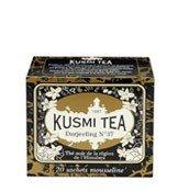 Herbata czarna Darjeeling No.37 bio 20 torebek - małe zdjęcie
