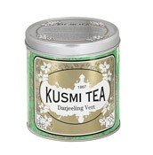 Herbata zielona Darjeeling No.37 bio puszka 250g - małe zdjęcie
