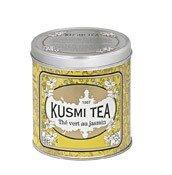 Herbata zielona jaśminowa Jasmine Green Tea puszka 250g - małe zdjęcie