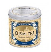 Herbata czarna Kashmir Tchai puszka 250g - małe zdjęcie